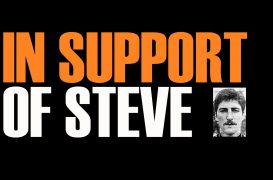 In Support of Steve